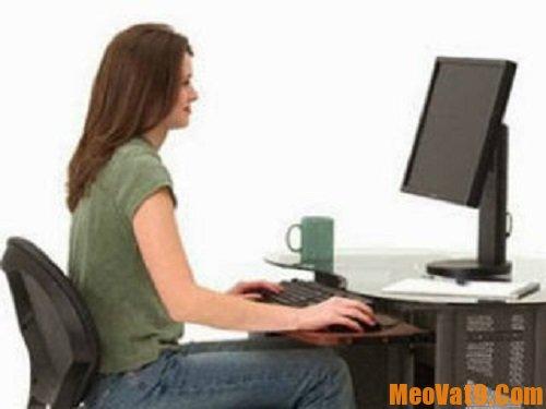 Cách đánh máy tính nhanh như chuyên nghiệp