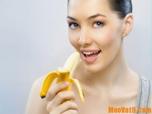Lưu ý khi giảm cân bằng chuối, giảm béo bằng chuối như thế nào?