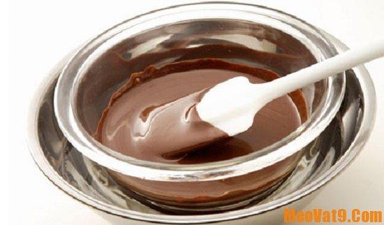 Làm mặt nạ socola dưỡng da tại nhà, các bước làm mặt nạ bằng socola giúp đẹp da