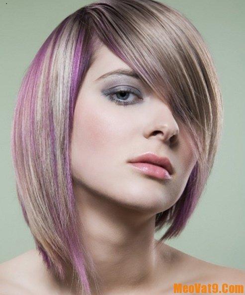 Cách nhuộm tóc highlight, mẹo giúp bạn tự nhuộm tóc highlight đơn giản tại nhà