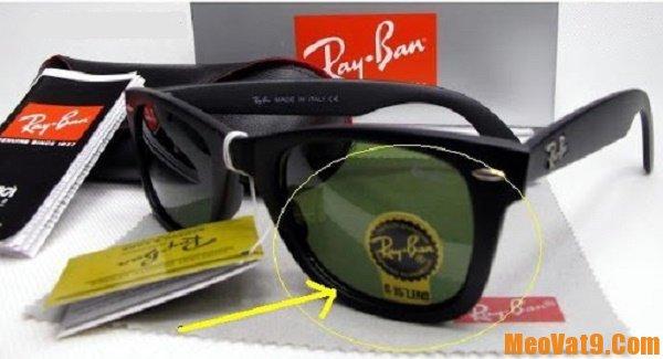 Hướng dẫn nhận biết kính mắt Rayban thật và giả, các cách phân biệt kính Rayban thật và giả