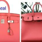 Cách phân biệt túi xách hàng hiệu thật – giả tránh bị lừa