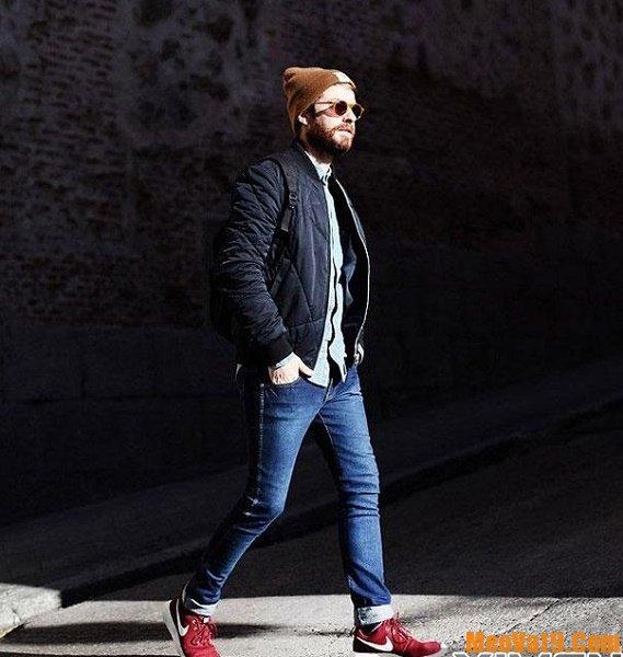 Hướng dẫn phối đồ với giày thể thao, nên mặc quần áo như thế nào khi đi giày thể thao dành cho bạn nam
