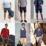 Cách phối đồ với quần short nam siêu cá tính, phong cách