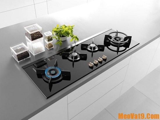 Cách sử dụng bếp ga âm an toàn, hướng dẫn sử dụng bếp ga âm hiệu quả, tiết kiệm nhất