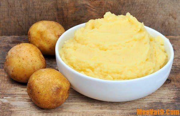 Cách thu nhỏ lỗ chân lông ở chân bằng khoai tây, mẹo và bí quyết làm nhỏ lỗ chân lông