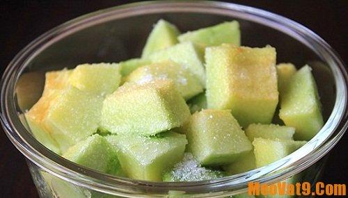 Mẹo chọn dưa bở thơm ngon nhất, làm sao để chọn được quả dưa bở thơm ngon