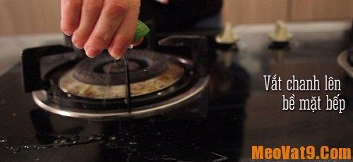 Mẹo làm sạch bếp ga trong tích tắc, những cách vệ sinh bếp ga nhanh, hiệu quả cực đơn giản