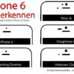 Mẹo phân biệt iphone 6s thật và giả cực chính xác
