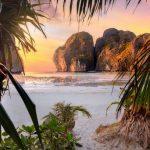 """Bãi biển đẹp nhất Phuket: Maya Bay ở Ko Phi Phi Ley – Đi Lạc Vào """"The Beach"""""""