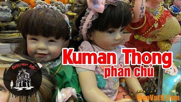 Cách giải bùa ngải Kumanthoong Thái Lan