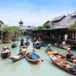 Chợ nổi Pattaya là một trong những địa chỉ vui chơi ở Pattaya sôi nổi, đặc sắc