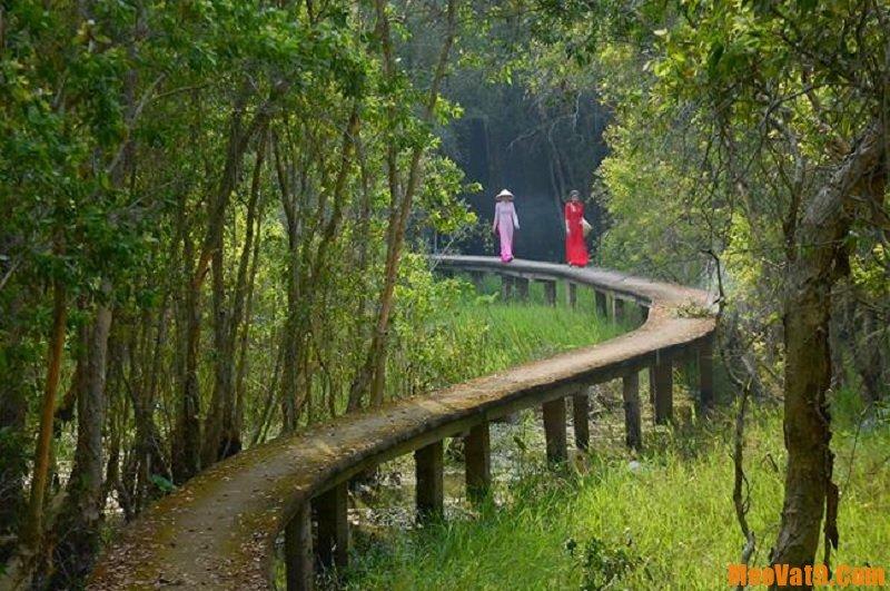 Làng nổi Tân Lập. Du lịch Sài Gòn nên đi đâu?