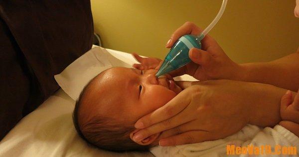 Điều trị ngạt mũi cho bé như nào? Hướng dẫn trị ngạt mũi cho trẻ tại nhà đúng cách